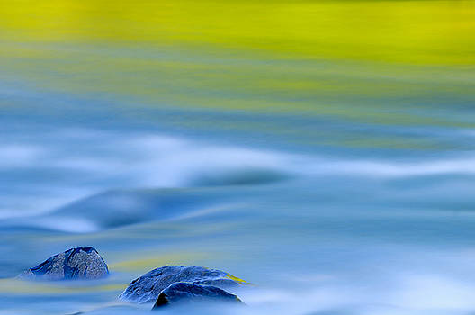 Stones in River by Silke Magino