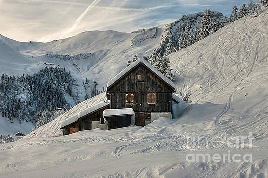 Stoos Switzerland by Caroline Pirskanen