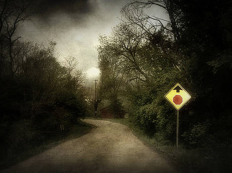 Stop Ahead by Cynthia Lassiter