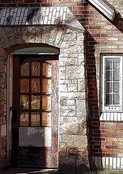 Storage Door by Steve Augustin