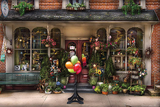 Mike Savad - Store - Strasburg PA - Petals and Beans