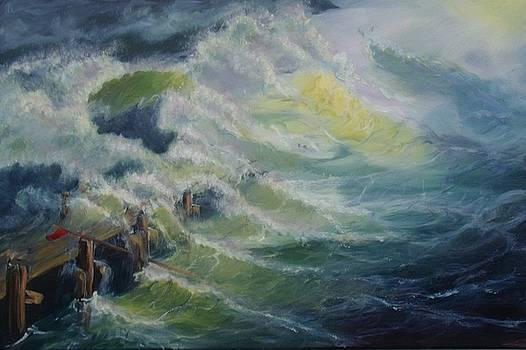Storm by Elena Sokolova