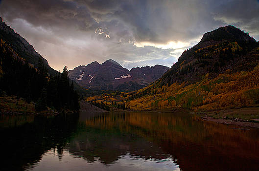 Storms in the Bells by Chris  Allington