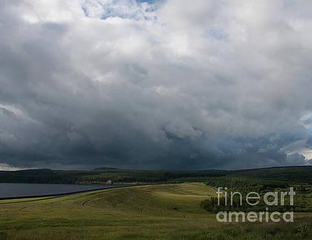 Stormy Kielder by Kathryn Bell