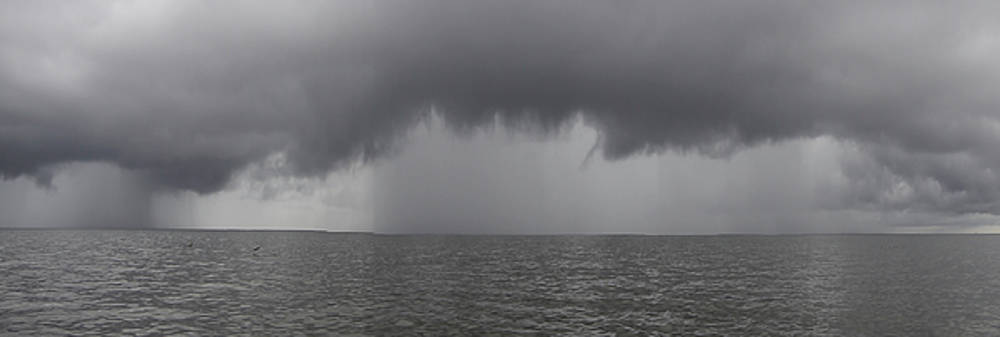 Stormy Panorama by Gretchen Friedrich