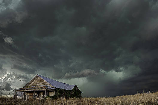 Stormy Past by Zach Roberts
