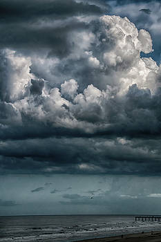Stormy Weather by Judy Hall-Folde