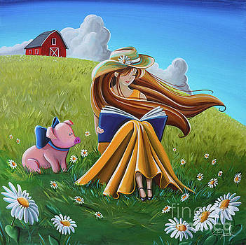 Storytime On The Farm by Cindy Thornton