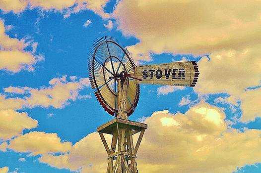 Stover by Daniel Thompson
