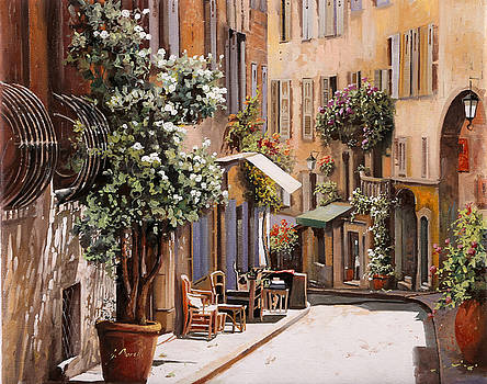 stradina di Grasse by Guido Borelli