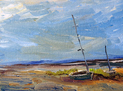 Stranded by Michael Helfen