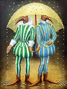 Strange Rain by Lolita Bronzini