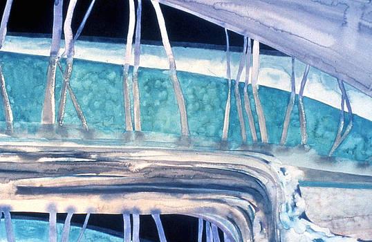 Strata - 3 by Caron Sloan Zuger