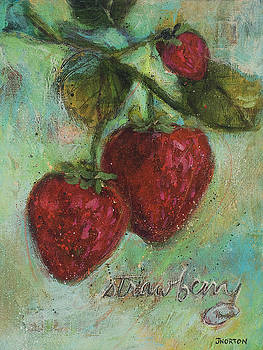 Strawberries by Jen Norton