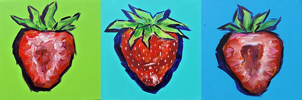 Strawberries by Lee Walker