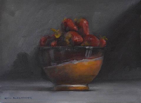 Strawberries  by Rich Alexander