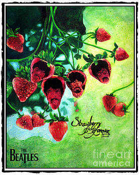 Strawberry Fields 2 by Scott Parker