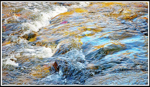 Stream Rapids by A Gurmankin