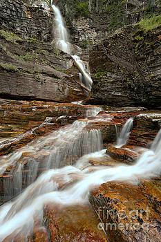 Adam Jewell - Streams Below Virginia Falls