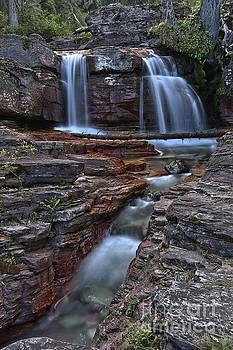 Adam Jewell - Streams Over Red Rocks