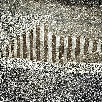 Street Abstract by Colleen Williams
