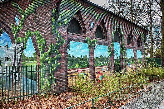 Street Art Berlin by Jivko Nakev