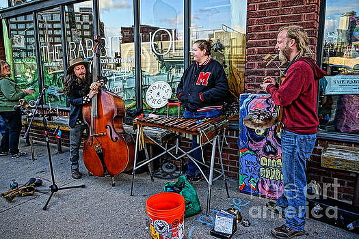 Street Band by Bob Brents