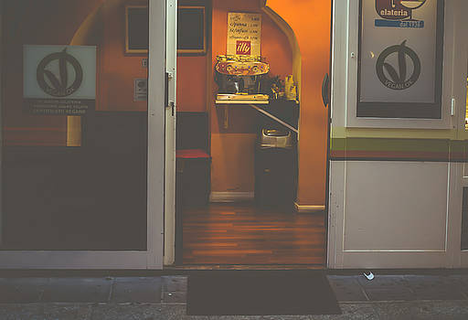 Street Coffee by Cesare Bargiggia
