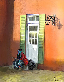 Miki De Goodaboom - Street Life in Memphis