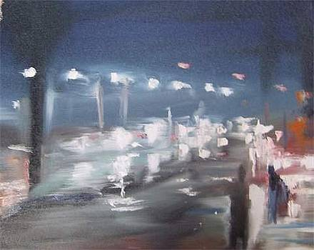 Street Lights by Linwood Pettaway