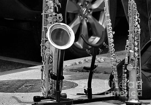 Street Music by John S