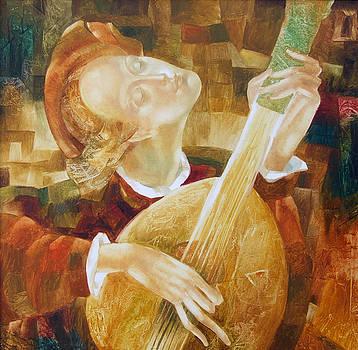 Street Musician by - Ziusutra