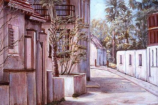 Street Scene by Sue Coley