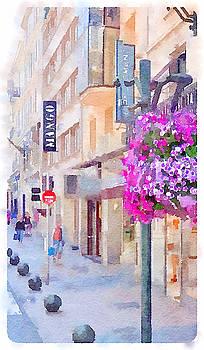Streetcorner by Tears of Colors Gallery