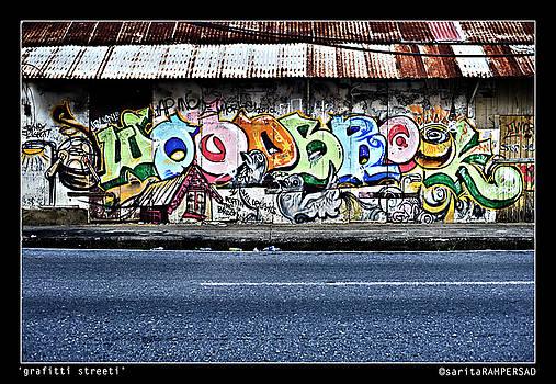 Streeti Graffiti by Sarita Rampersad