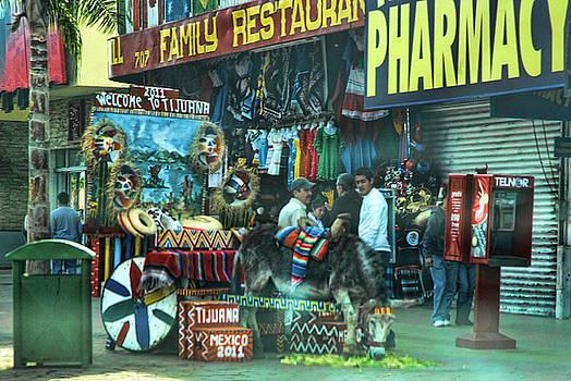 Chuck Kuhn - Streets of Tijuana
