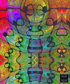 Stress by Visual Artist Frank Bonilla