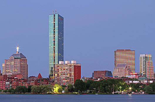 Juergen Roth - Striking Architecture of the Boston Back Bay