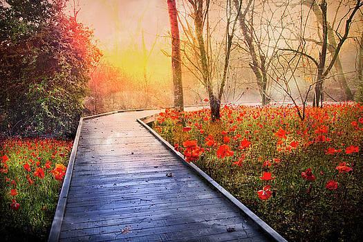 Stroll into the Garden by Debra and Dave Vanderlaan