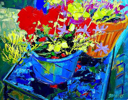 Studio Pots 7 by Brian Simons