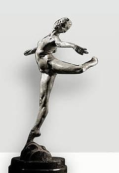 Study for Dance the Dream Platinum Half-life by Richard MacDonald