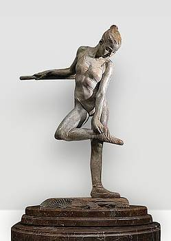 Study for the Rose by Richard MacDonald
