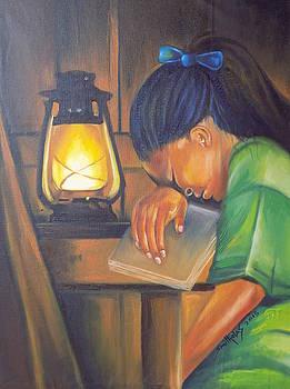 Studying by Olaoluwa Smith