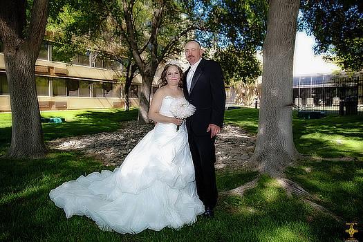 Stump Wedding by Tony Lopez