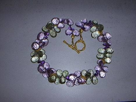 Stunning Necklace by Antoinette DAndria Rumely