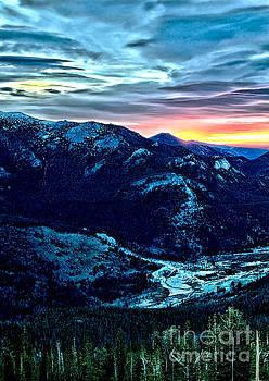 Stunning Sunrise by Erika Weber