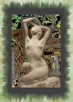 Stylized Statue by Wendy McKennon