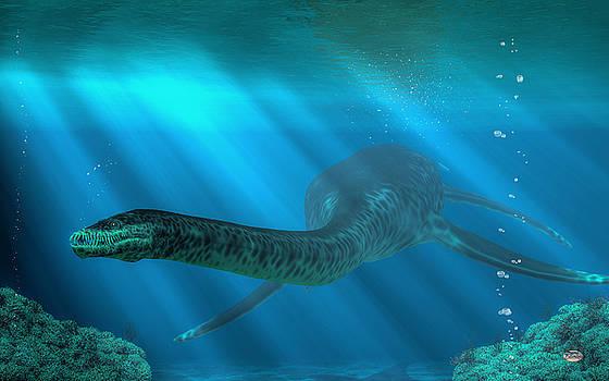 Daniel Eskridge - Styxosaurus