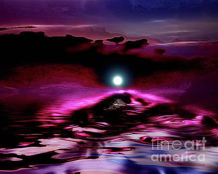 Sublunary Ocean by Elaine Hunter