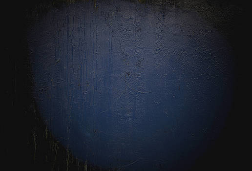 Subtext No. 12282015 Blue by Kenneth Rst Vick